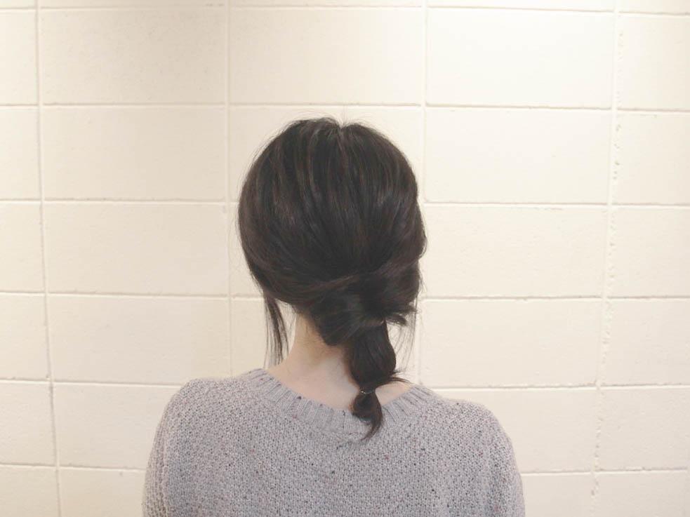 『ヒロイン失格』の桐谷美玲みたいにニット帽をかぶって髪も可愛く♪3