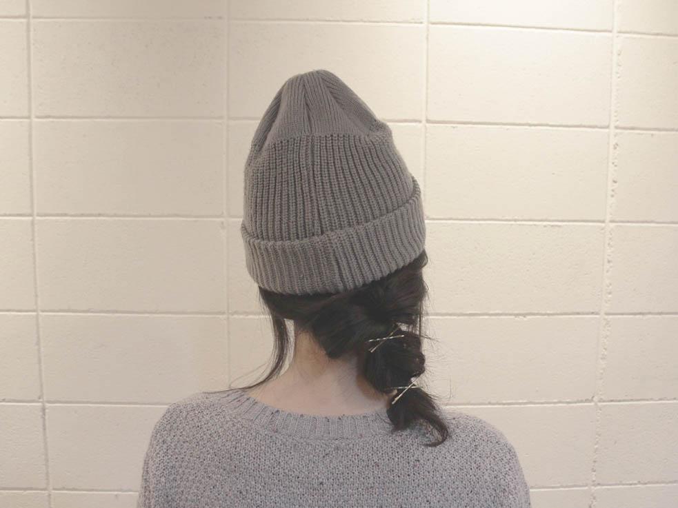 『ヒロイン失格』の桐谷美玲みたいにニット帽をかぶって髪も可愛く♪6