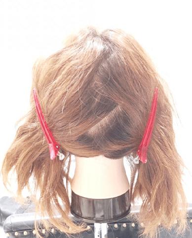 若槻千夏風!オトナのおさげ髪1