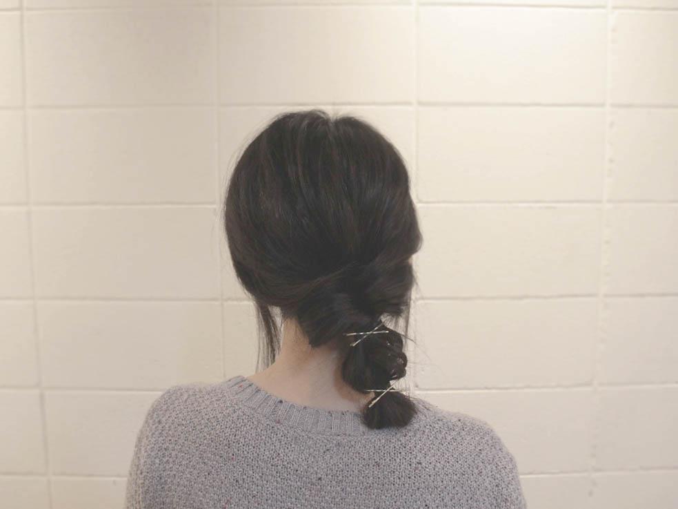 『ヒロイン失格』の桐谷美玲みたいにニット帽をかぶって髪も可愛く♪5