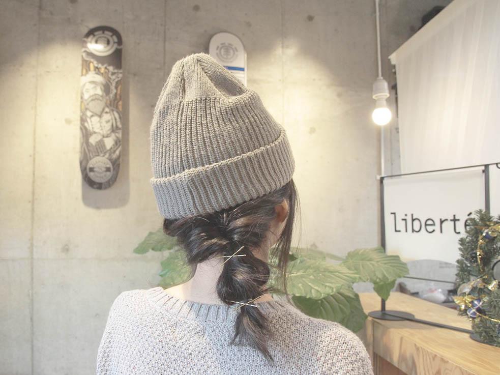 『ヒロイン失格』の桐谷美玲みたいにニット帽をかぶって髪も可愛く♪TOP