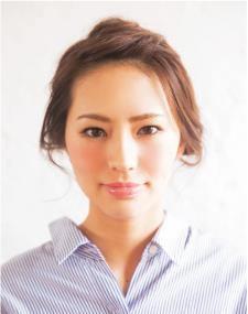 北川景子もしてる!できる女風オールバック三つ編みポニー