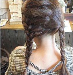憧れの森絵梨佳さんみたいに♡おフェロなアップヘア2