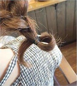 憧れの森絵梨佳さんみたいに♡おフェロなアップヘア4