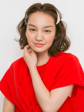筧美和子みたいな可愛いボブヘアアレンジTOP
