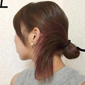 究極の色っぽさを演出!かきあげ&まとめ髪ヘアアレンジ☆1