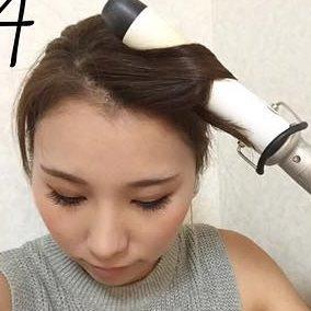 究極の色っぽさを演出!かきあげ&まとめ髪ヘアアレンジ☆4