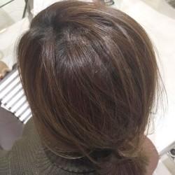ふんわり×手直し簡単♪トップの髪にボリュームを出す方法!完成