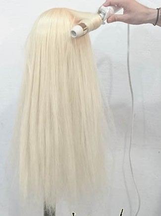 コテを使った巻き髪の作り方♪ヘアアイロン初心者の方にオススメ!3