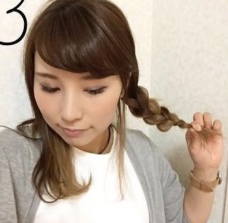 春にぴったり☆女優帽に合うヘアアレンジ3