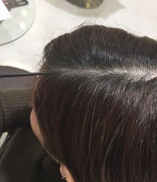 ふんわり×手直し簡単♪トップの髪にボリュームを出す方法!2