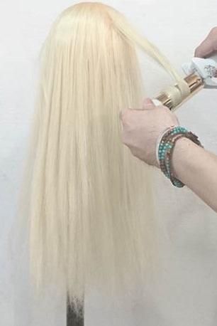 コテを使った巻き髪の作り方♪ヘアアイロン初心者の方にオススメ!2