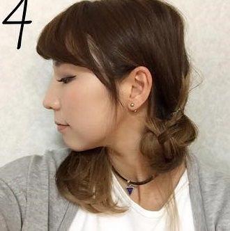 春にぴったり☆女優帽に合うヘアアレンジ4