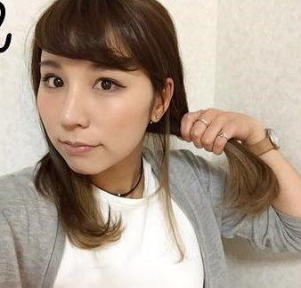 春にぴったり☆女優帽に合うヘアアレンジ2