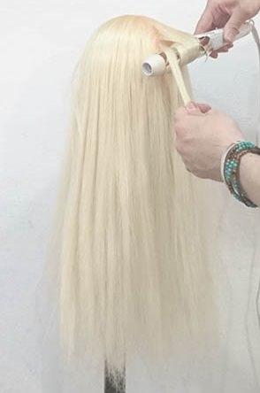 コテを使った巻き髪の作り方♪ヘアアイロン初心者の方にオススメ!1