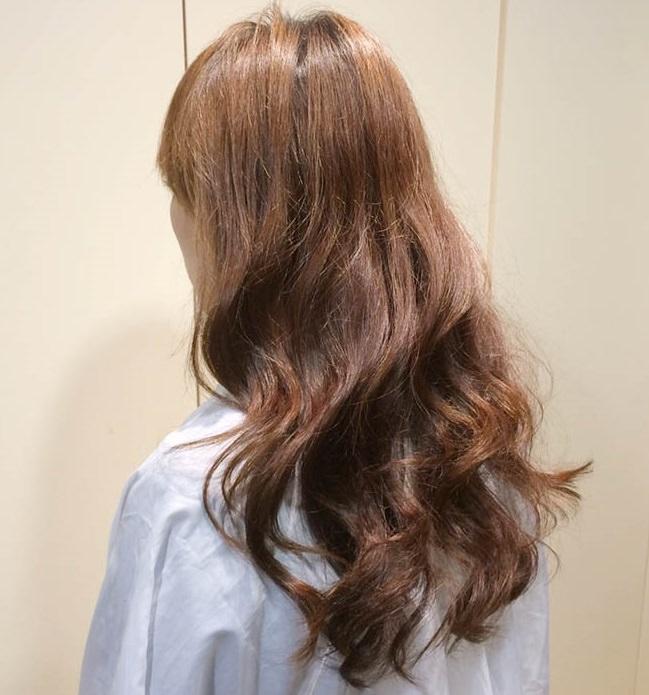 くるりんぱで作る簡単なオシャレなひとつ結びヘアアレンジ☆1