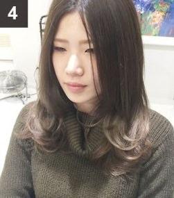 ねじって巻くだけで出来る!自然なゆるふわな巻き髪の作り方☆4