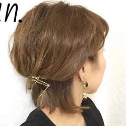 ショートヘアだからこそ出来る!簡単可愛いおしゃれアレンジ☆TOP