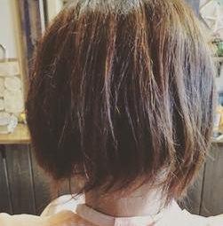 短い髪でも出来る!首回りをスッキリさせるアレンジ☆4