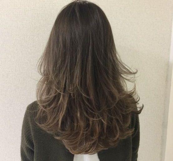 ねじって巻くだけで出来る!自然なゆるふわな巻き髪の作り方☆完成