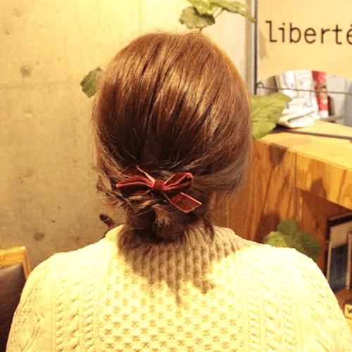 こなれ感出したいならこれ☆ロープ編み×三つ編みのダブルアレンジTOP