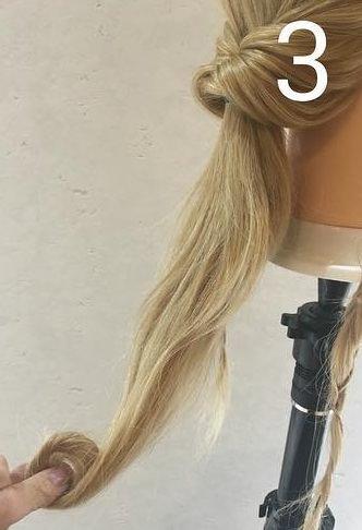 美容室級‼自宅で出来る浴衣似合わせヘア☆3