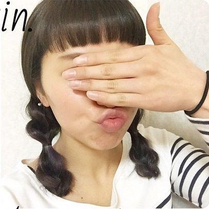 カジュアルかわいい☆ツイン三つ編み