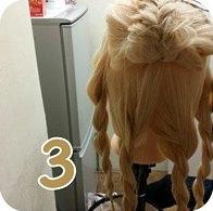 ふわっふわな♡ボリューミープリンセスヘア3
