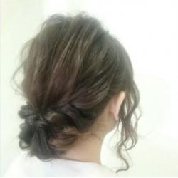 大人かわいい♡まとめ髪TOP