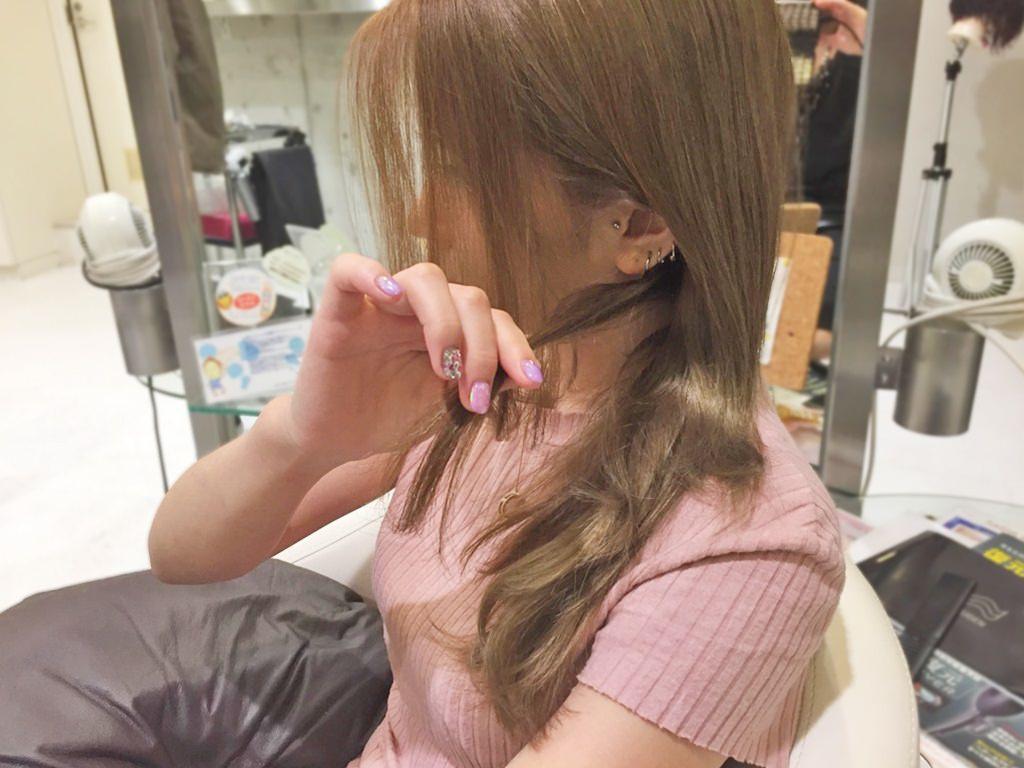 ズボラ女子必見!ササッとおしゃれなサイドヘアアレンジ☆1