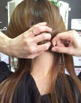 キャップにぴったり☆綺麗なまとめ髪アレンジ7