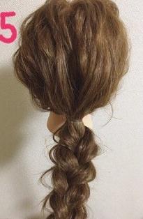 スッキリ×柔らか♪ウエディングヘア⑤