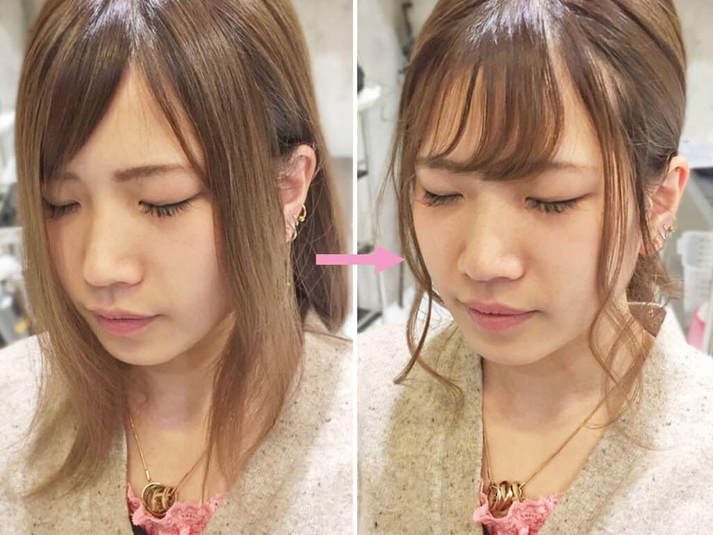 普通のポニテをさらに可愛く♡後れ毛を使ったヘアアレンジ術top