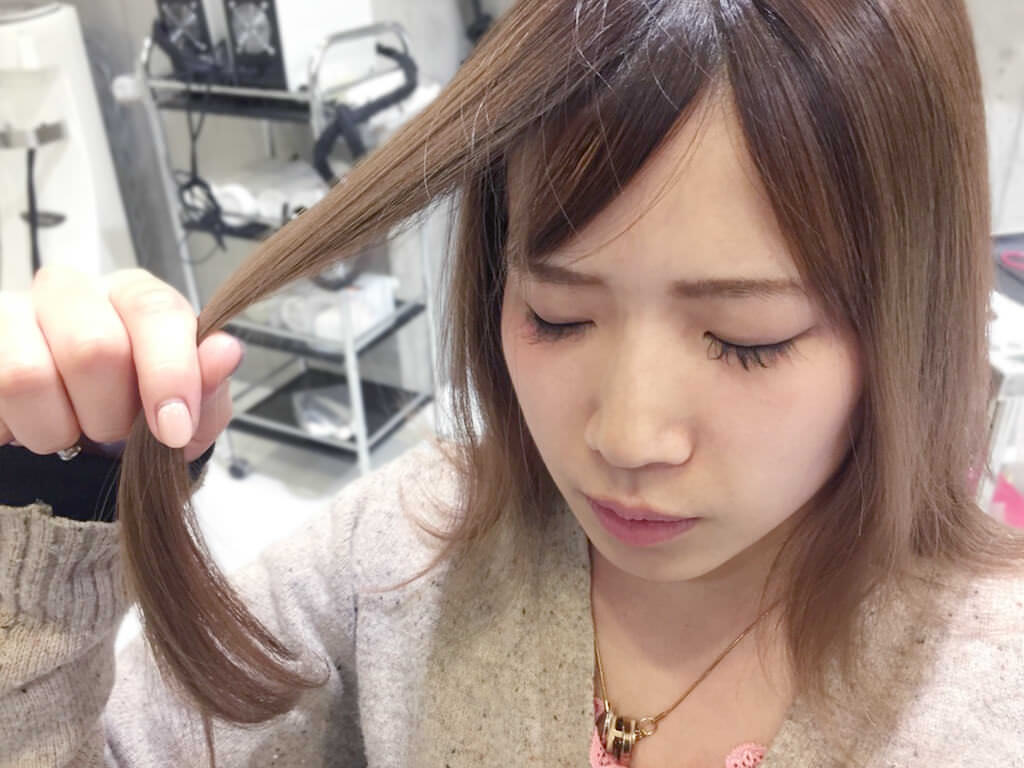 短い前髪にひと工夫!シンプルアレンジでイメチェン☆2