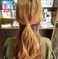ふわふわ三つ編みでつくる♪可愛さ抜群のまとめ髪スタイル (1)