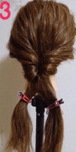 女子会にピッタリ♪時短まとめ髪アレンジ3