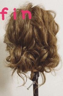 可愛いを極めたふわふわスイートヘアアレンジ♡fin