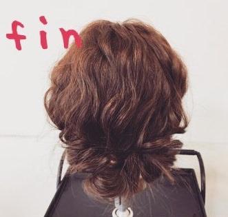 ターバン女子のためのまとめ髪☆TOP