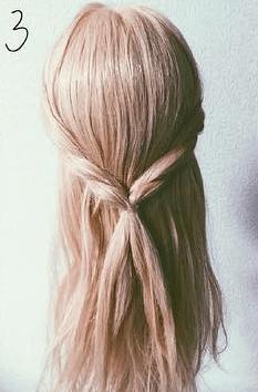浴衣に良く合う大人可愛いまとめ髪♡3