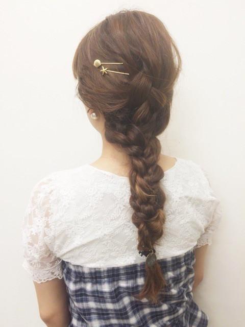 三つ編みのみっつあみ☆6