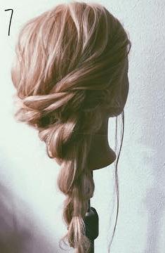 浴衣に良く合う大人可愛いまとめ髪♡7