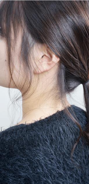 簡単♪カジュアルなまとめ髪3