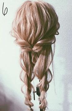 浴衣に良く合う大人可愛いまとめ髪♡6