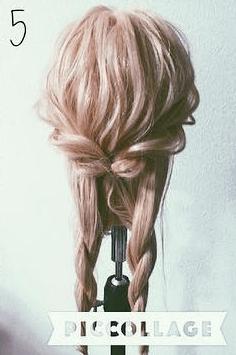 浴衣に良く合う大人可愛いまとめ髪♡5