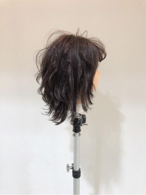 【毛量が多い人用】重たく見えないオシャレな巻き方のコツ☆top