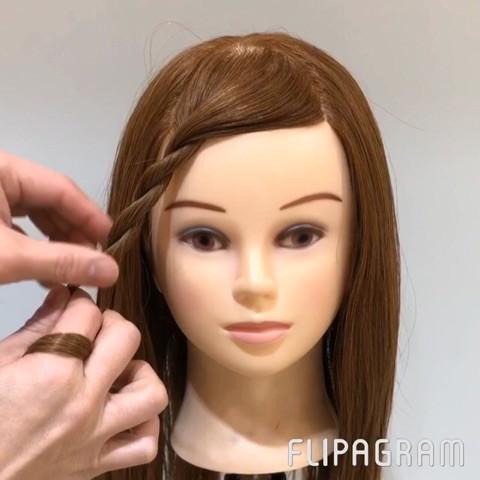 不器用さんでも安心!簡単おしゃれな前髪アレンジ♡2