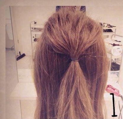 ドレスアップするときはこの髪型で決まり!大人可愛いまとめ髪♪1