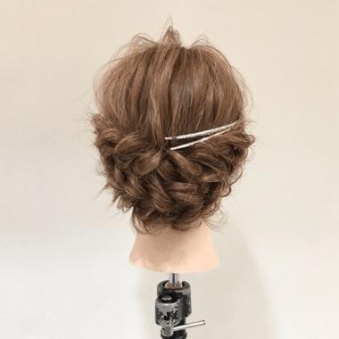 編んでつくる♡好印象間違いなしのまとめ髪アレンジ♪TOP