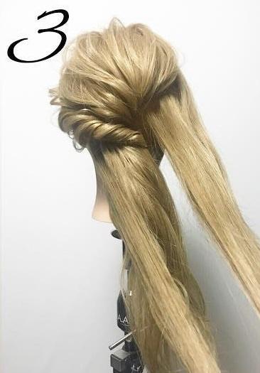 今日からまとめ髪デビュー始めませんか♪3