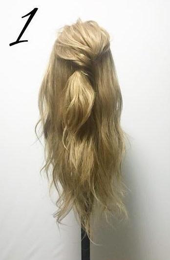 今日からまとめ髪デビュー始めませんか♪1